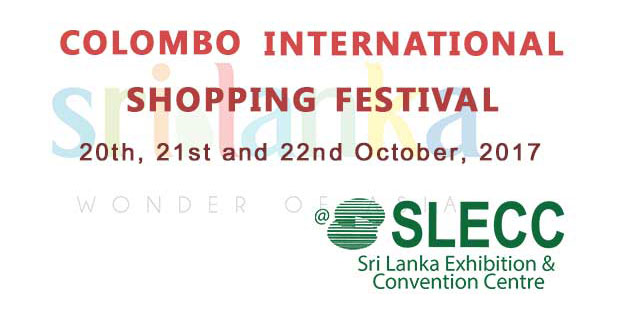 Sri Lanka's First Ever Colombo International Shopping Festival In October 2017